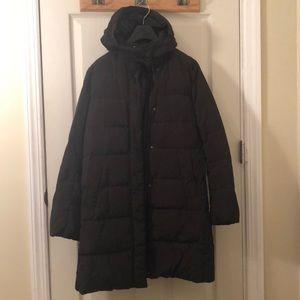 Uniqlo Light Down coat